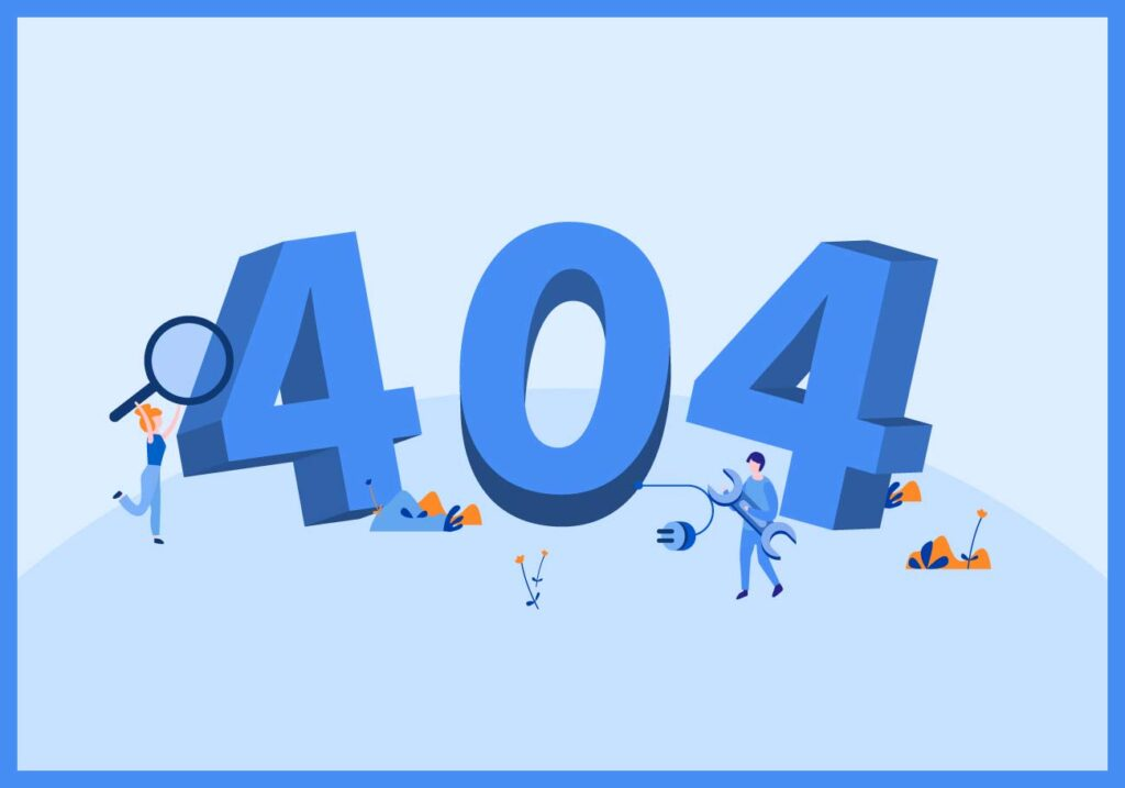 A 404 Page Best Practices and Design Inspiration